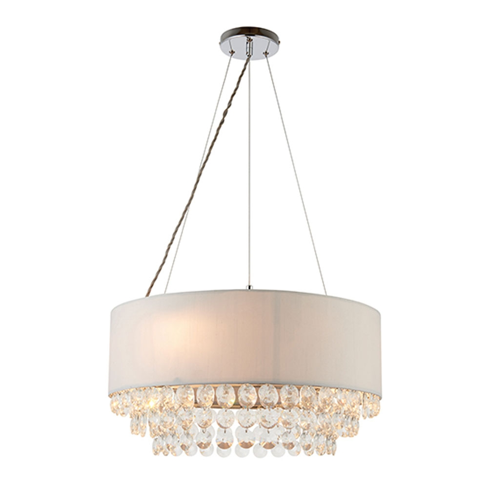 Amelea 6 light pendant